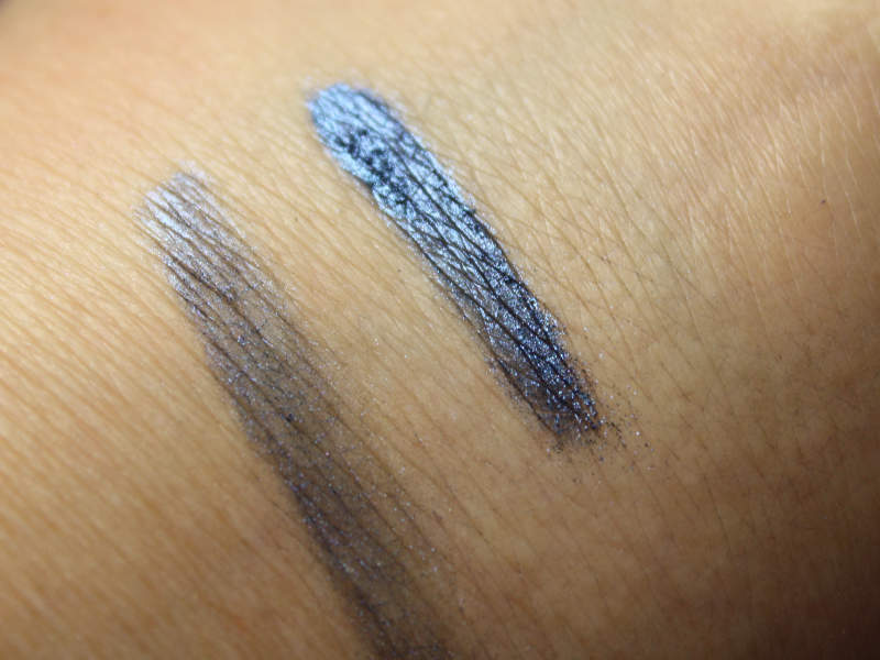 PHB Minerallidschatten Midnight Swatch