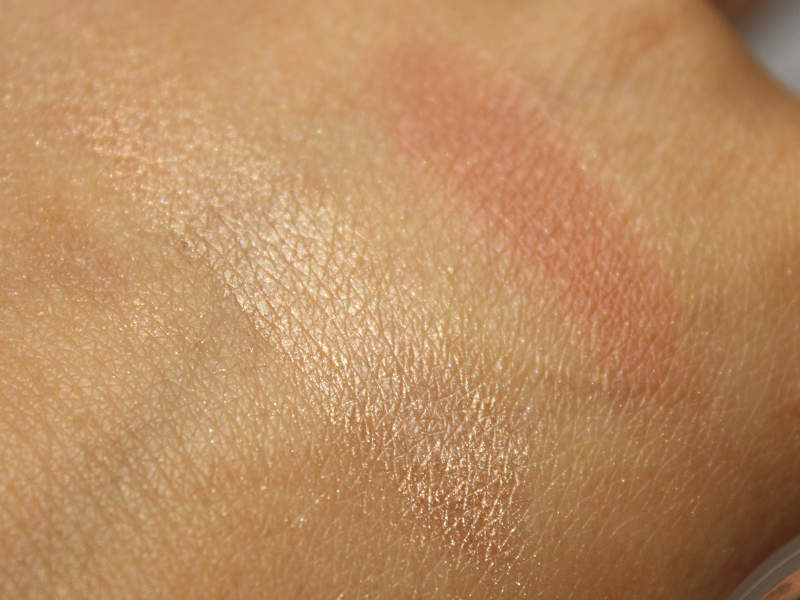 Bronzer Starshine Swatch