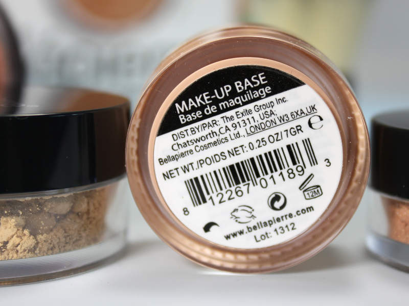 Makeup Base bellapierre cosmetics