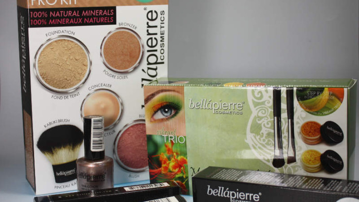 Mineralkosmetik bellapierre