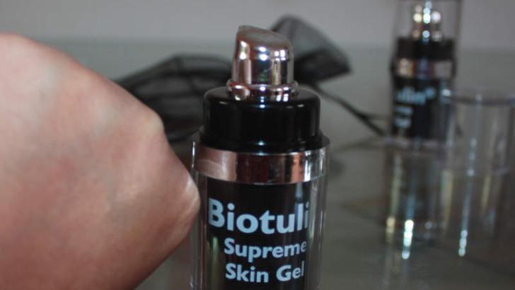 Biotulin Gel mit überraschender Wirkung